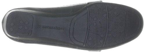 Naturalizer GALENO B2514L1001 Damen Mokassins Schwarz (Black)