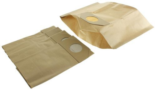 Dust Bags For Electrolux Masterlux Vacuum Cleaners Pack Of 5