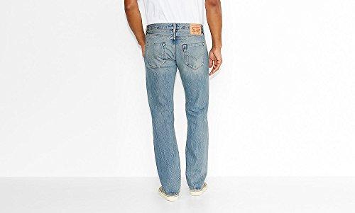 501 Original Mill Jeans Fit Levi's Bleu Homme Fine 7dwaq57g