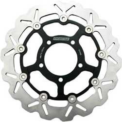 Price comparison product image 02-13 HONDA CRF450R: Braking W-FIX Brake Rotor - Rear