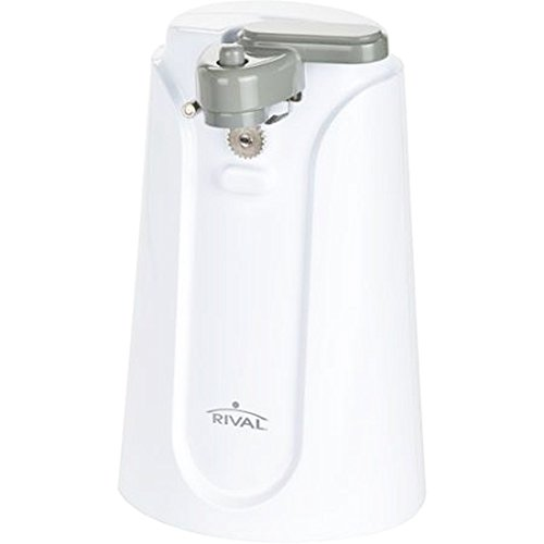 Rival Can Opener, White