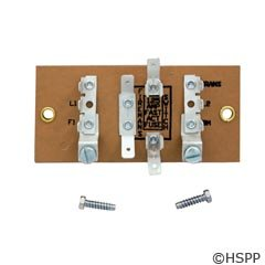 Pentair 42001-0056S Electrical Systems Terminal Board Replacement Pool and Spa Heater
