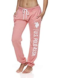 Essentials Womens Sweatpants Joggers French Terry Sleep Lounge and Pajama Pants with Pockets