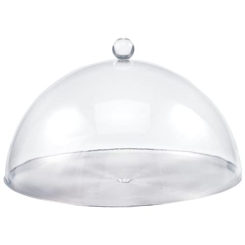 Crestware 12-Inch Acrylic Cake Pan Cover