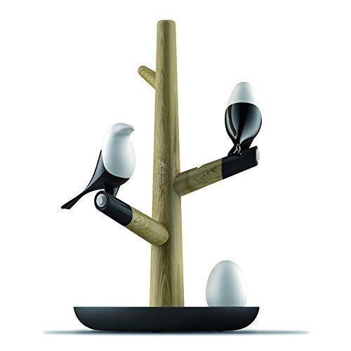 Tischlampe Kreative WandlampeNachladbare Led Djsdfhb VogelsInduktive Balancengarderobenlampen Intelligenz Nachtlicht Der Künstlichen Des AR34jL5
