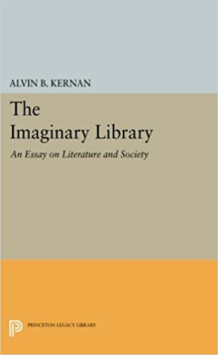 Essay Paper Checker Amazoncom The Imaginary Library An Essay On Literature And Society Princeton  Essays In Literature  Alvin B Kernan Books Essay In English For Students also Computer Science Essays Amazoncom The Imaginary Library An Essay On Literature And  Essays For Kids In English