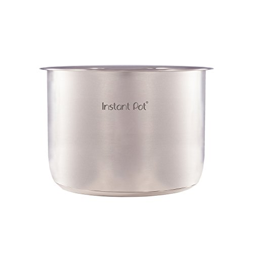 - Instant Pot Stainless Steel Inner Cooking Pot - 6 Quart