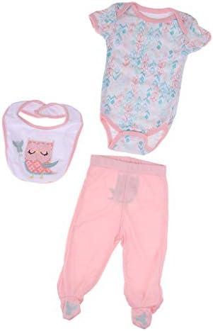 Tachiuwa 20-22インイン用リボーンガールドール服新生児服セットドールアクセサリー