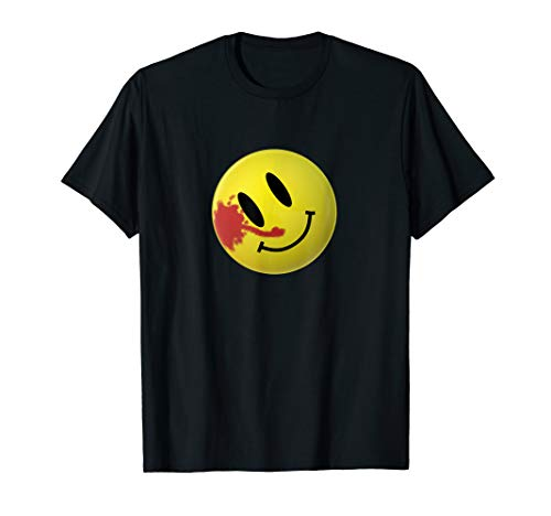 (Bloody Smiley Face t-shirt)