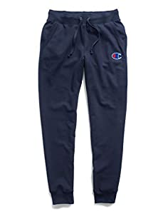 Champion Powerblend Fleece Jogger with Applique (M0937F) 2X/Imperial Indigo