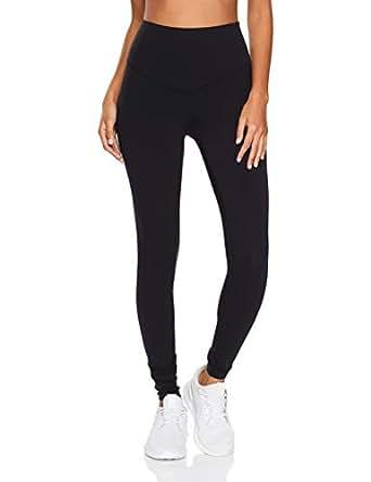 Lorna Jane Women's Bare Minimum F/L Tight, Black, XS
