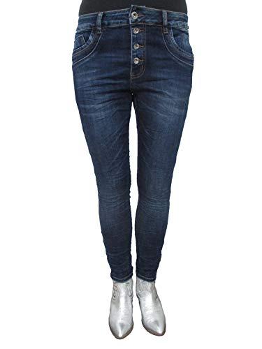 Denim Lexxury Jeans Donna Lexxury Scuro Jeans Denim Donna nqwCZxYt6