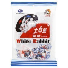 (White Rabbit Creamy Candies 108G x 4)