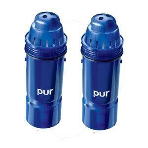 PUR CRF-950Z Pitcher Replacement Filter, 2-Pack by Water Pitcher Replacement Filters