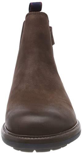 Brown Uomo Dark Stivali Nobel Marrone Gant G46 wRX4q7wA