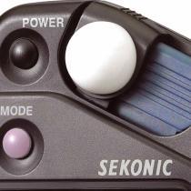 Sekonic L-308S Flashmate Lumisphere