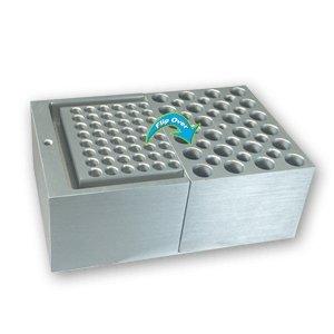Benchmark Scientific - Quick-Flip Universal block for MyBlock I, MyBlock II and IsoBlock dry bath units