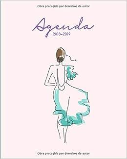 Agenda 2018-2019: Semana vista dos páginas por semana ...