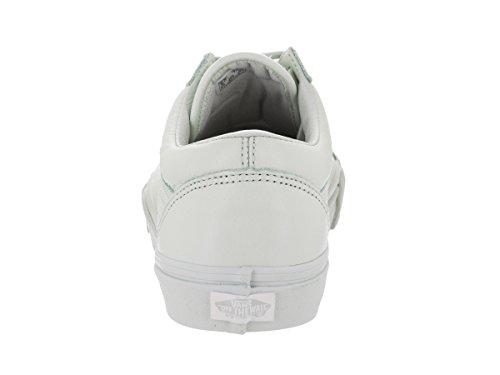 Mono Suede Skool ice Old Bianco Sneaker Canvas Vans Unisex Monocromatico Classic Adulto Flow qfZCvnxw
