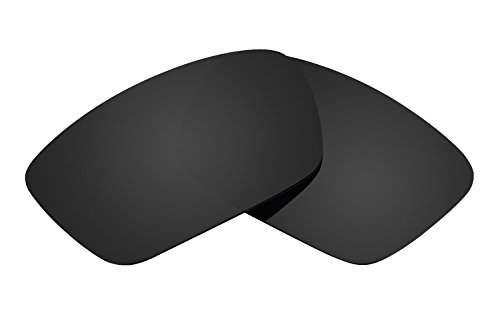 Littlebird4 Replacement Sunglasses Lenses Compatible with Oakley Fuel Cell, Polarized with UV - Sunglasses Mass Order