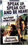 Speak up, Speak Out and Be Heard, Jeremy Holcomb, 155950238X