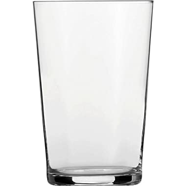 Schott Zwiesel Basic Bar Designed by World Renowned Mixologist Charles Schumann Softdrink No: 2 Tritan Crystal Glass, 18-1/4-Ounce, Set of 6