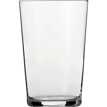 Schott Zwiesel Basic Bar Designed by World Renowned Mixologist Charles Schumann Tritan Crystal Glass, Softdrink Large, 18.2 Ounce, Set of 6