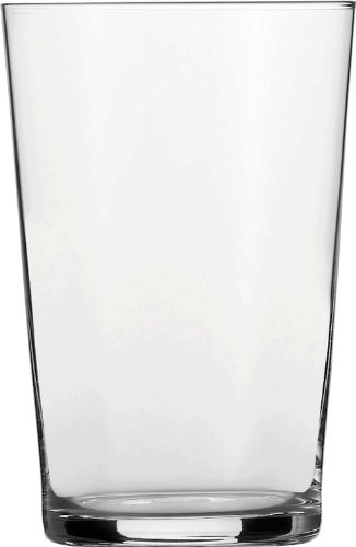Schott Zwiesel Basic Bar Designed by World Renowned Mixologist Charles Schumann Tritan Crystal Glass, Softdrink Large, 18.2 Ounce, Set of 6 ()