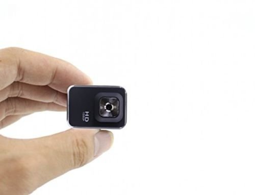 Camaras Espias Ocultas HD Portatil Mini Camara Inalambrica Grabadora (Video Grabadora)