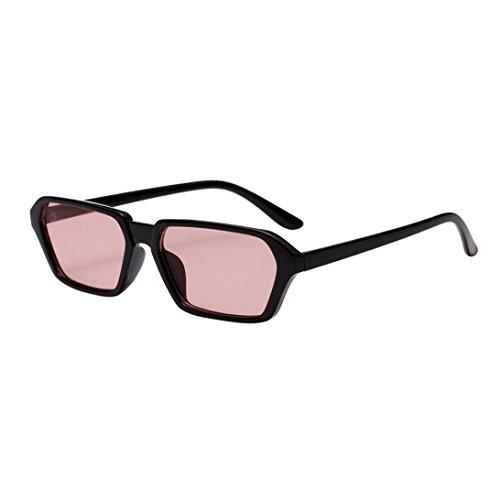 Sombras Gafas Sol de Hombres Gafas Anteojos de Integrated Sol Gafas de Mujeres Viaje de Para Logobeing G Retro Marco UV Vintage Metal de Cq1IwEn