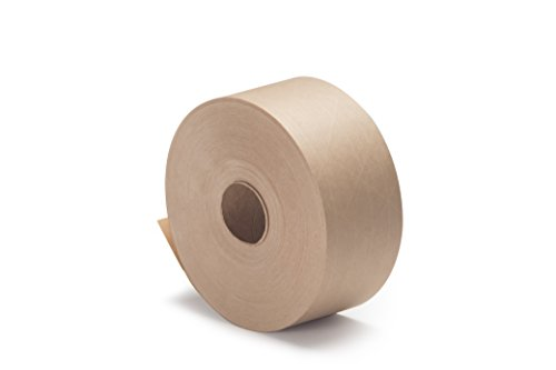 Water Activated Sealing Tape Gummed Kraft Paper Tape - 9