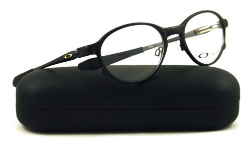 2814ea9bd2 Oakley Eyeglasses OX 5067-0251 BLACK OVERLORD 51mm at Amazon Women s ...