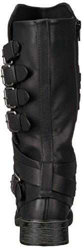 Black Huck Motorcycle Boot Report Women's A4xIa