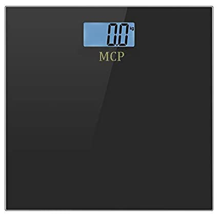 12040849a46 Image Unavailable. Image not available for. Colour  MCP Sky Weighing Scale  Digital Weight Machine for human body with Advanced Step on Technology