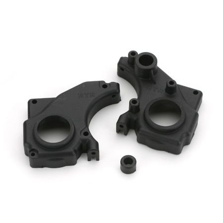 Losi Transmission Case, Diff Gear Only: DT, ()