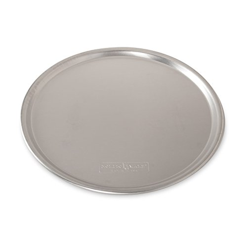 Nordic Ware Natural Aluminum Commercial Traditional Pizza Pan by Nordic Ware