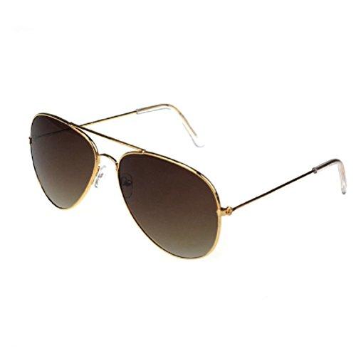 Unisex Sunglasses, ARINLA Fashion Men Women Classic Metal Designer Sunglasses Outdoor Sports Glasses - Sale For Zungle Sunglasses