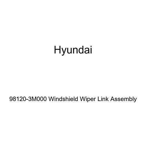 (Genuine Hyundai 98120-3M000 Windshield Wiper Link Assembly)