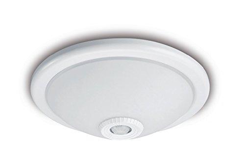 Lámpara de techo con Sensor de movimiento Sensor LED 2 x 40 W máximo