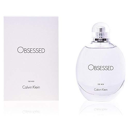 Calvin Klein Obsessed for Men Eau De Toilette, 4 Fl Oz Calvin Klein Obsession Night For Women