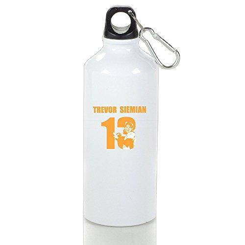 LALayton Trevor Siemian2 Insulated Aluminum Outdoor Sports Kettle 400ml