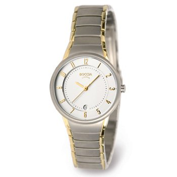 3158-02 Ladies Boccia Watch