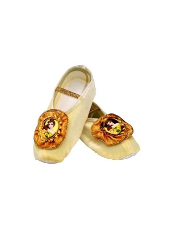 Belle Ballet Slippers Costume (Disney Belle Shoes)