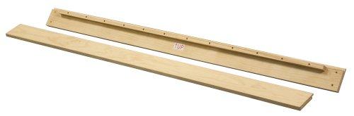 DaVinci Twin/Full Size Bed Conversion Kit, Natural