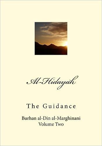Book Al-Hidayah: The Guidance: Volume 2