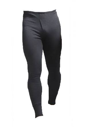 1 Pair Mens Heat Holders Thermal Long Johns Extra Large Charcoal