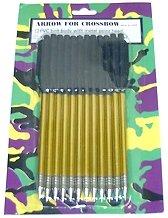 (Palco Sports CB-1MD-MC 12 Aluminum High Impact Arrows)