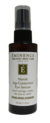Eminence Organic Skincare Neroli Age Corrective Eye Serum, 1 Fluid Ounce