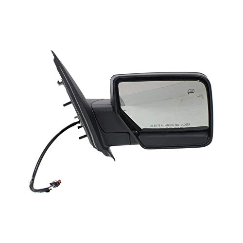 (Kool Vue Power Mirror For 2007-2016 Ford Expedition Passenger Side Heated)