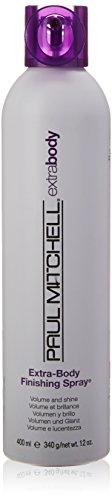 Paul Mitchell Extra Body Finishing Spray, 12 Ounce